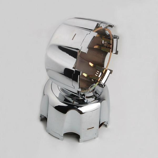 Cubiertas de la tapa del buje del centro de la rueda del auto PARA Mitsubishi Pajero Montero Delica Cubiertas del buje del centro de la rueda espacial GGA1737