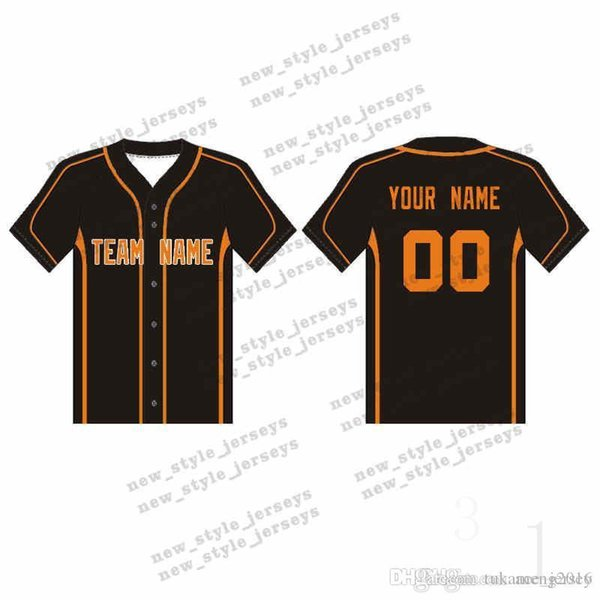 149MAN Custom Baseball Jerseys Breathable 2019 Men youth Quick Dry Blue white Stitched M-XXXL Green Baseball Jerseys