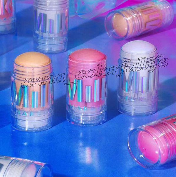 2019 Newest Milk Makeup Blur Stick Luminous Blur Stick Holographic Highlighter Stick Stardust Supernova Mars 3 color