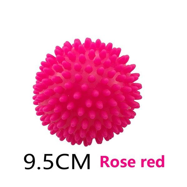 9.5cm kırmızı gül