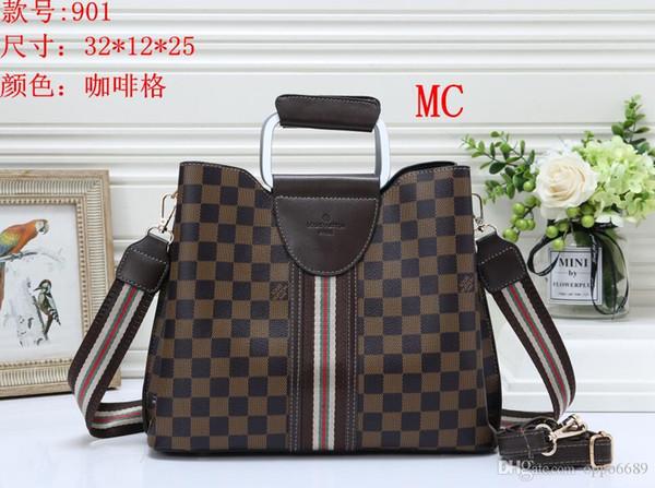 Women's handbag classic small series of fashion hot mom Lady chain bag elegant bulk corrugated woman Leather Shoulder purse handbags bag A80