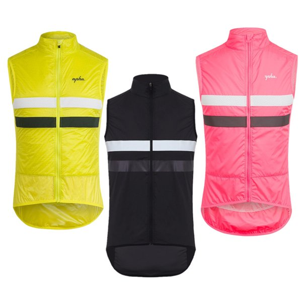 best selling RCC cycling vest 2018 Bike Bicycle windproof Water repellent Vest Sleeveless bike clothing chaleco ciclismo reflectan