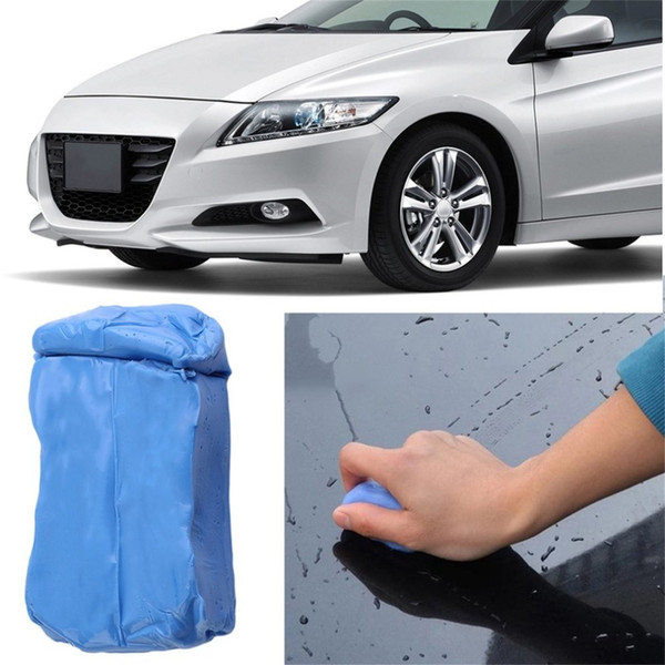 Drop Shipping 5pcs/Lot Blue Magic Car Truck Clean Clay Bar Auto Detailing Cleaner Car Washer Magic Cleaning Tool