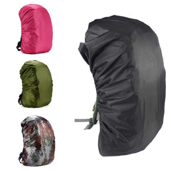 WATERPROOF RAINPROOF BACKPACK RUCKSACK RAIN DUST COVER BAG FOR HIKING BAG COVER