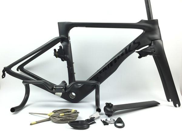 Telaio in carbonio BOB Nuovo telaio in carbonio Vias bici da strada 16 colori scelta bici più veloce del pianeta