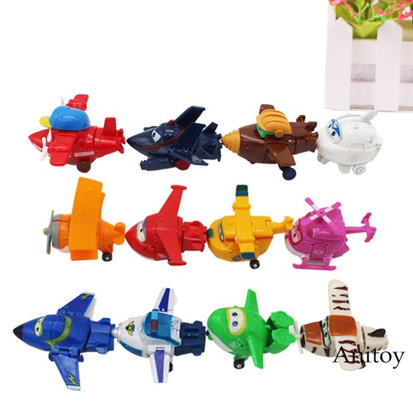 2019 Super Wings Planes Jett Donnie Dizzy Jarome Paul Grand Albert Bello Mira Astra Roy Todd Action Figure Kid Toy 5 6cm From Anitoy Group 9 8