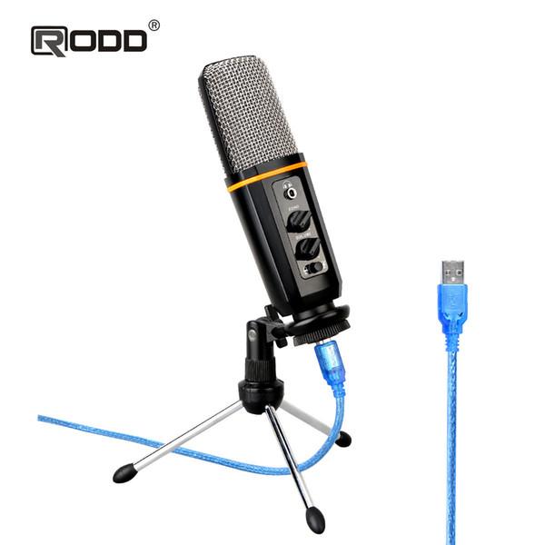 Story2019 Usb Rodd da portare riverbero della scheda audio K Song Plug and Play Capacità Wheat Microfono per riunioni
