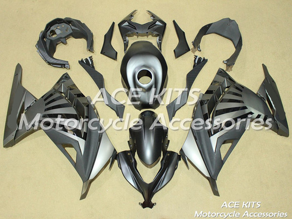 ACE motorcycle fairing KAWASAKI Ninja300 2013 2014 2015 2016 2017 Compression or Injection Bodywork All sorts of color No.782