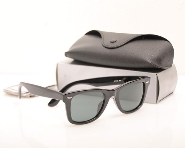 50MM Siyah Kare Siyah Lens