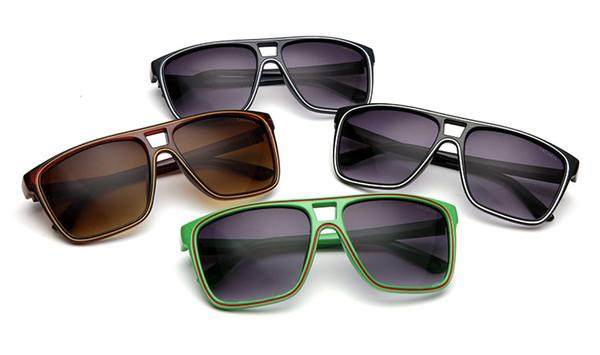 Occhiali da sole alla moda per uomo e donna, occhiali da ciclismo e da guida all'aperto, tendenza modaLacosteocchiali da sole 037