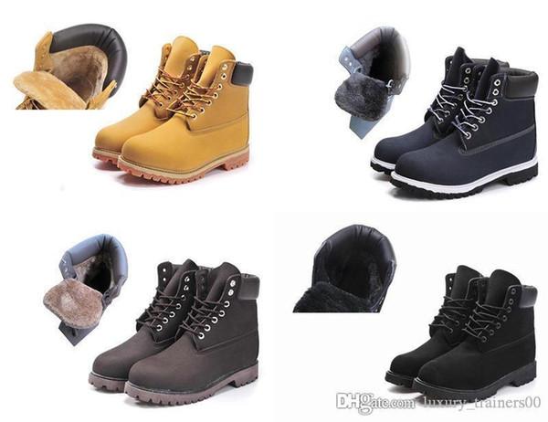 2020 new 13 timberland 13 hoe luxury boot men women de igner military blue che tnut triple camo hiking fur martin boot flocking thumbnail
