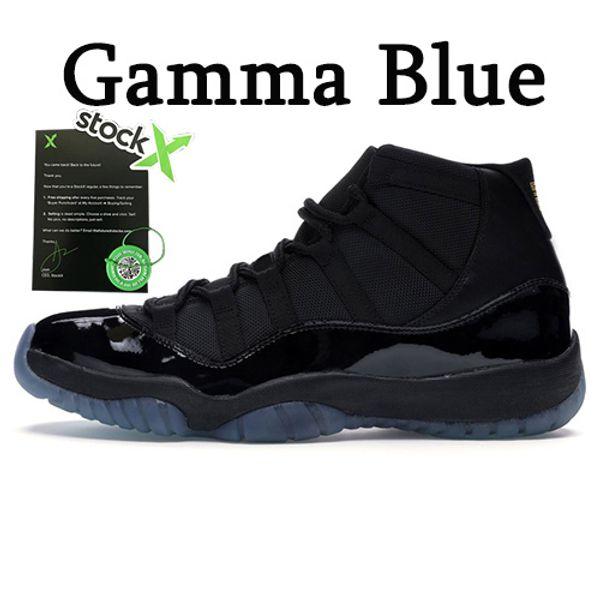 B10 36-47 Gamma Blue