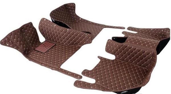 Ford Fiesta car mat 2006-2008 non-slip, environmentally friendly, tasteless, non-toxic Car Floor Mats & Carpets Interior Accessories