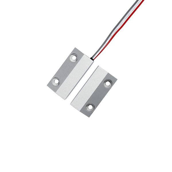 Rolltürschalter Magnetischer Türsensor Home Security Contact Alarm System Zubehör Einkaufszentrum Überwachungssystem Zubehör