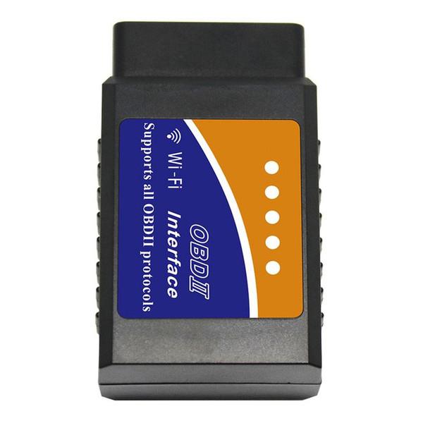 Analizzatore dell'automobile automobilistico diagnostico di Wi-Fi OBD Elm327 con il migliore chip Elm327 Wifi OBD adatto a IOS Android / iPhone Windows