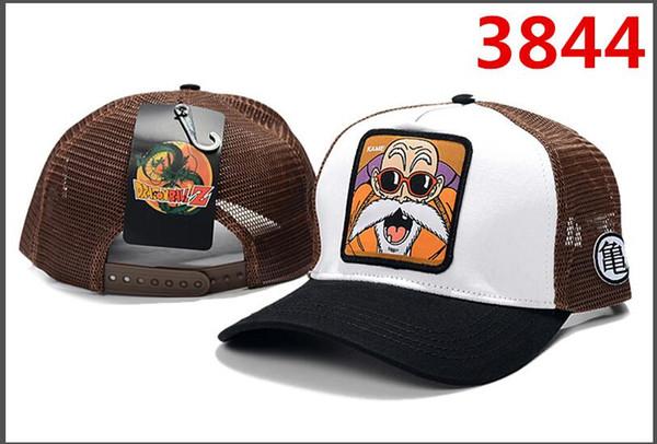 Летняя шляпа Trucker Hat Snapback Caps Вышивка животным Мужские женские регулируемые изогнутые бейсболки Дизайнеры Солнцезащитные козырьки Gorra Casquette