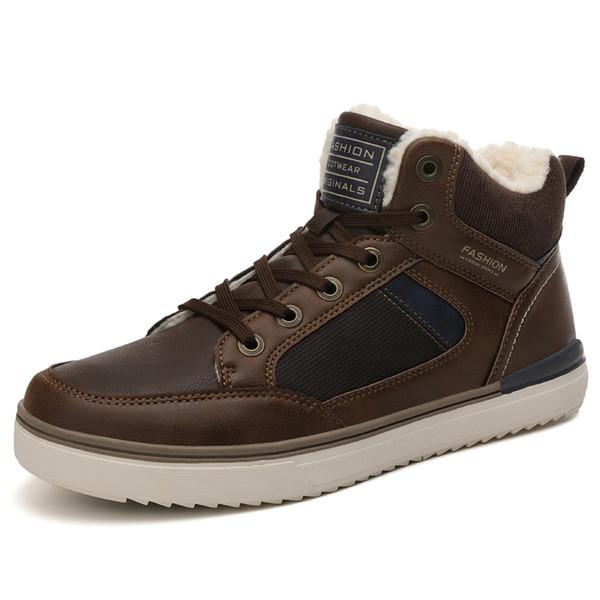 Large size sneakers cotton shoes board shoes outdoor casual walking men outdoor zapatos de hombre para caminar