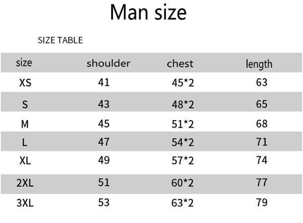 Man size