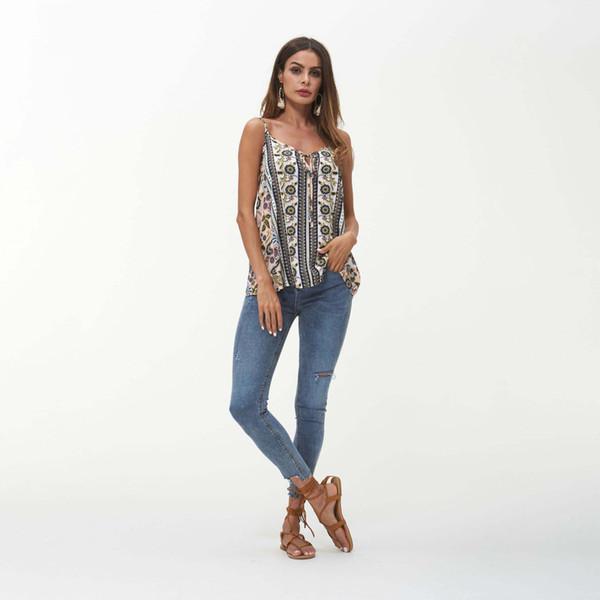 Ddsign frau neue pullover top für frauen marke sexy gedruckt halfter t-shirt luxus casual bluse für frauen 2019 frau halter