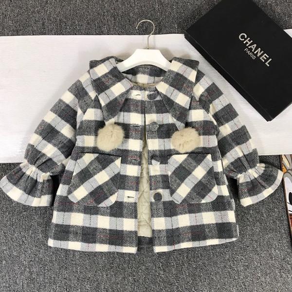 2019 Nouveau automne et d'hiver de haute qualité jacket191014 # 0000014y576x6x6x enfants