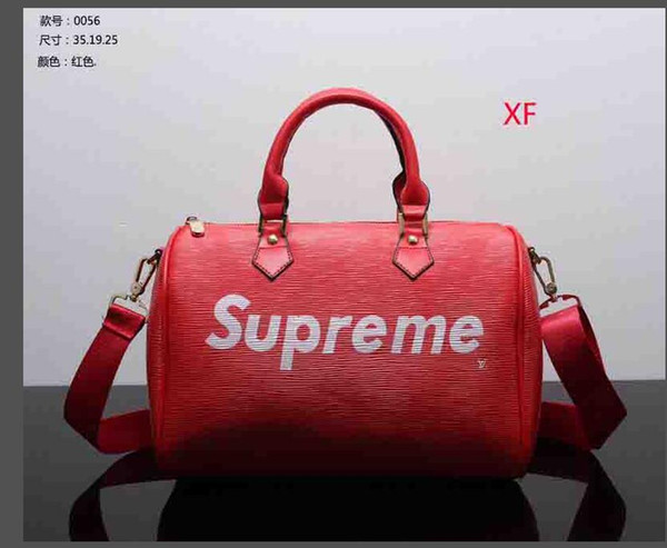 2019 new fashion men and women high quality pu shoulder bag Messenger bag shoulder bag free shipping 114
