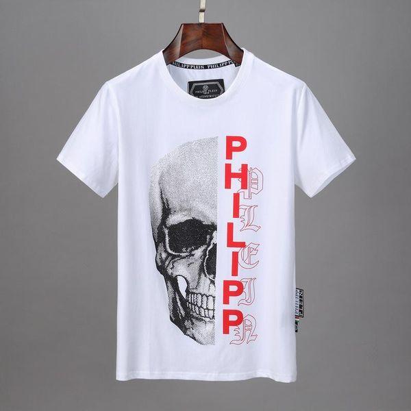 20SS Marques Sport Hip Hop Designs hiver T-shirt Shorts coton crâne Hip Hop Concepteurs Hommes Femmes T-shirts Tops WM18813