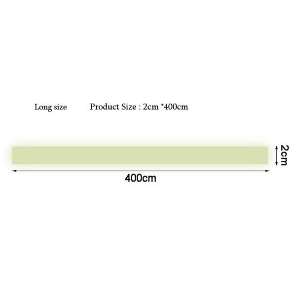 400cm * 2cm