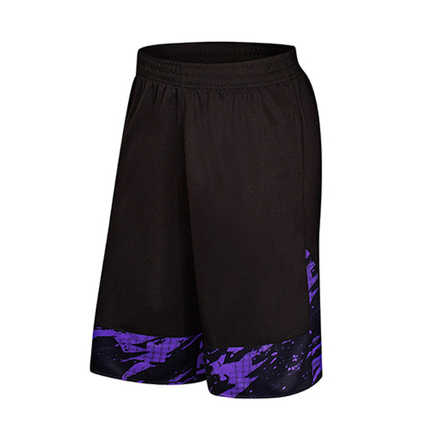 Summer elite basketball training shorts breathable sweat-absorbent cool sports fitness running loose shorts male.So cool