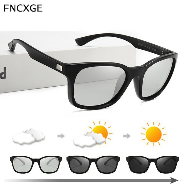 Color Changing Polarized Sunglasses Mens Womens Sunglasses Driving Dlasses HC
