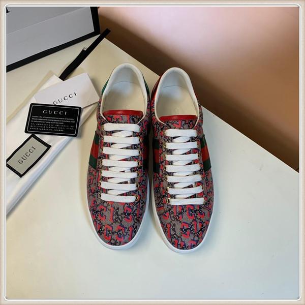 Moda de diseño de lujo de los hombres de la plataforma zapatos casuales para hombre de lujo del diseñador de las zapatillas de deporte de gamuza de cuero Patchwork entrenadores zapatos de ocio tamaño 38-45