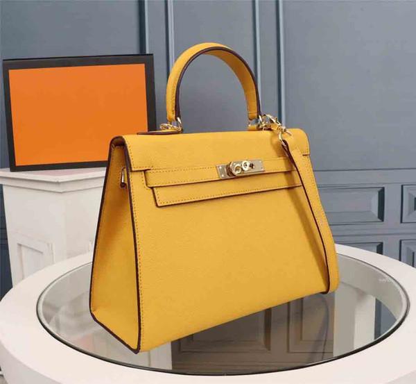 best selling Classic Designer Shoulder Bags Designer Handbags Tote Purse Shoulder Strap Crossbody Bag High Quality Calfskin Leather Women Handbag 25 28cm