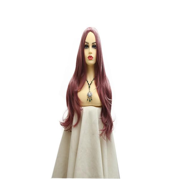 Küçük hacimli peruk kadın ısıya dayanıklı sentetik peruk peruk peruk
