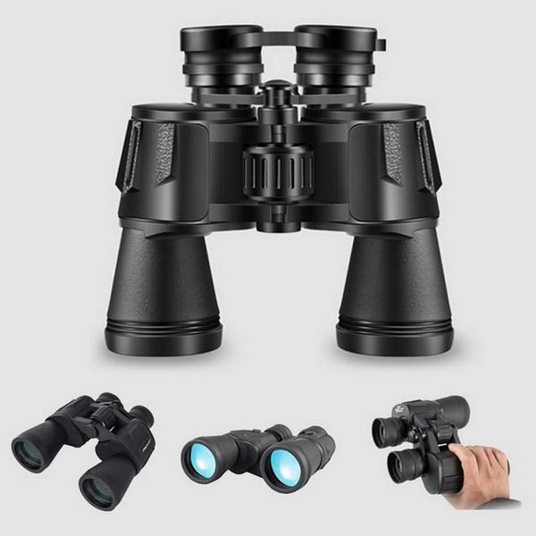 10x50 Binoculars Upgraded Version Large Eyepiece HD High-power Non-infrared Night Vision C55K Sale