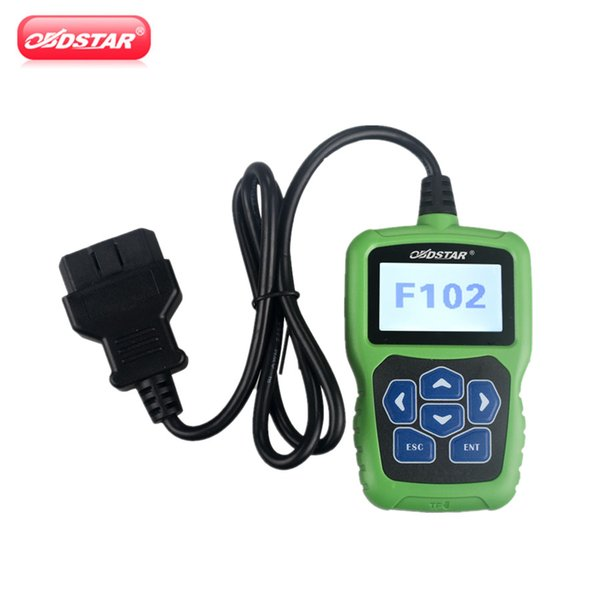 OBDSTAR Automatic Pin Code Reader F102 for Nissan/Infiniti with Immobiliser and Odometer Function
