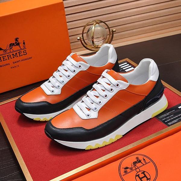 Новые мужские роскошные туфли повседневный стиль дышащий шнуровке мода мужские кроссовки Zapatos para hombre повседневная мужская обувь роскошный стадион кроссовки продажа