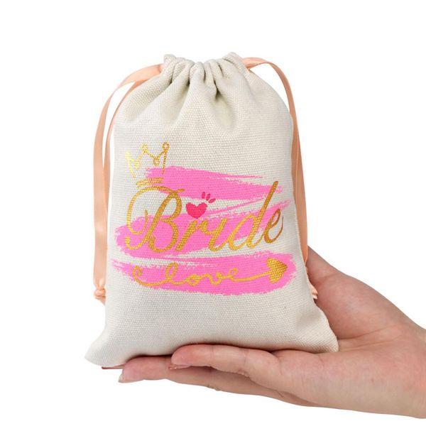 1Pcs White Bag