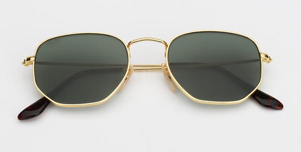001 dorado / verde clásico G15