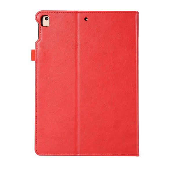 Classic Imitation Leather ipad Case Cover For ipad pro 11 inch ipad AIR With Folding Stand Dormancy PU Leather Tablet Protective Shell