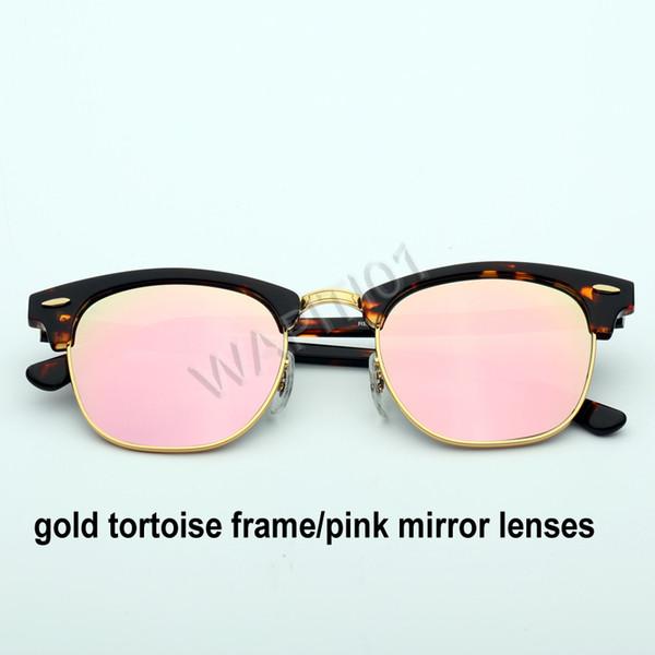 الذهب السلحفاة مرآة الوردي