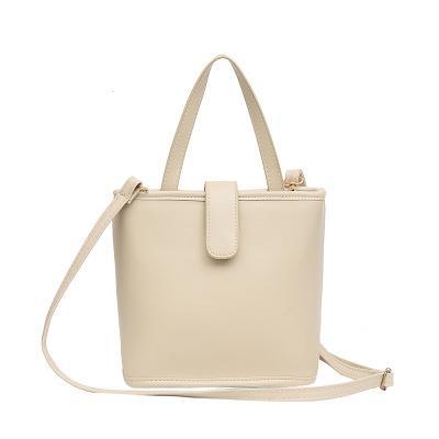 2018 spring and summer new Korean ins models simple wild small bag handbag small fresh shoulder slung handbag