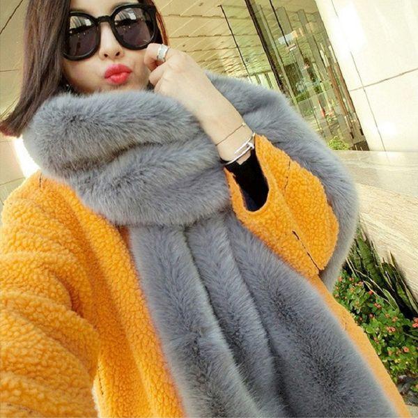 double 11 shawls and wraps designer scarf women luxury 2018 scarfs for ladies winter faux fur scarf women warm scarf sale items