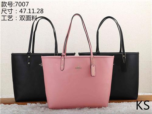 2020 stili di borsa in pelle di moda le donne delle borse Borse di Tela spalla della signora borse in pelle Borse borsa KS 7007-3 mcut001