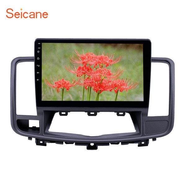 10.1 inch Android 9.0 Car GPS Navigation Radio for 2009-2013 Nissan Old Teana with Bluetooth HD Touchscreen WIFI support car dvd Digital TV