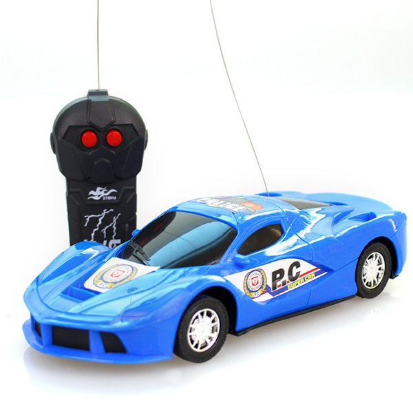 Electric RC Sport Racing Cars Toys For Boys Radio Controlled Cars Remote Control Vehicle Police Mini Diecast Model Cars Toys Kid