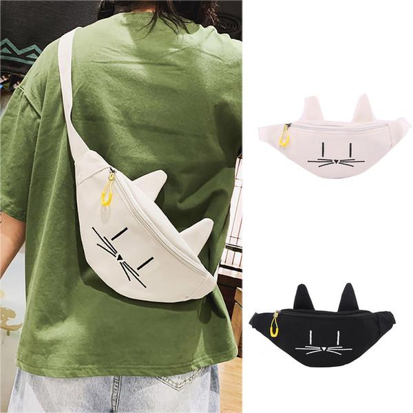 Xiniu Women Joker Crossbody Fashion Chest Pocket Pocket Shoulder Bag Bolso das senhoras 2019 Fashion Dropshipping#30