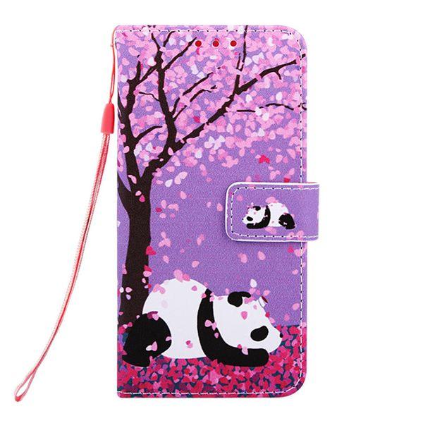 Cherry Blossom Panda