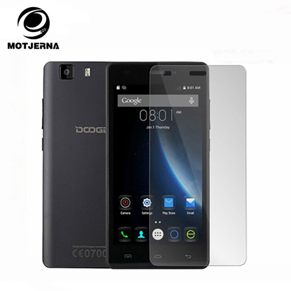 Motjerna Tempered Glass For DOOGEE X5 Pro X6 T6 X9 Pro Screen Protecto For Homtom HT3 HT7 HT6 HT17 ProToughened Front Film