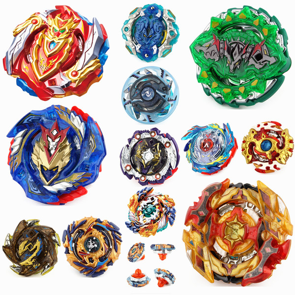 Hot Style Beyblade Burst Toys Without Launcher and Box bables Toupie Bayblade burst Metal God Fafnir Spinning Tops Bey Blade Blades Toy