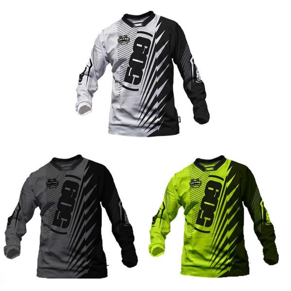 Best Selling Cycling Jerseys Corrida De Ciclismo Jersey Running Snocross Tamanho XXS-3XL Martin Camisa Mtb Mx Moto Cross Trendy T-shirt