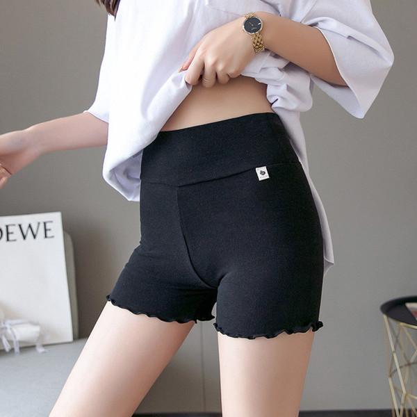 Sommer Frauen Sicherheit Kurze Hosen Hohe Elastische Dünne Atmungsaktive Boxer Unterwäsche Für Frauen Kurze Strumpfhosen Culotte Mujer Shorty Femme